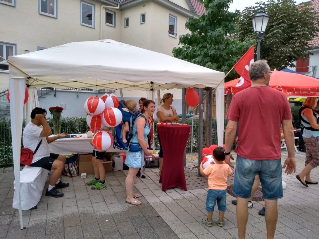 SPD Stand Eselhock 2019